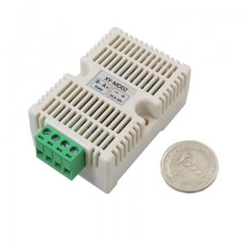 ماژول SHT20 با ارتباط سریال RS485 و پروتکل مدباس