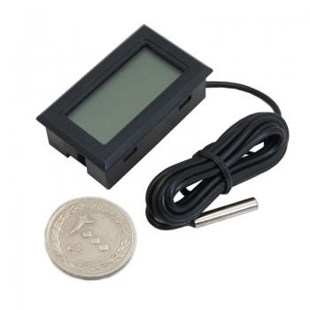 دستگاه دماسنج FY-10 دارای نمایشگر دیجیتال 1.5 اینچی و سیم ضد آب