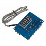 ماژول ترموستات دیجیتال XH-W1315 دارای نمایشگر و کلیدهای کنترلی