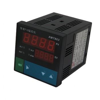 دستگاه کنترل دما XMT-803 دارای نمایشگر دیجیتال و دو خروجی رله