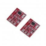 بسته 2 تایی ماژول مینی سنسور خازنی تاچ ( لمسی ) TTP223
