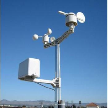ست کامل هواشناسی APRS - اندازه گیری جهت  و سرعت وزش باد ، رطوبت ، دما و میزان بارندگی