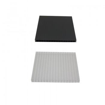 ورق پلی کربنات دارای ابعاد 100mmX100mmX6mm