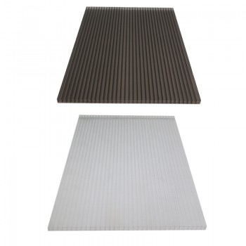 ورق پلی کربنات دارای ابعاد 200mmX300mmX6mm