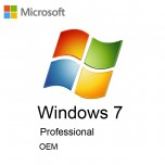 لایسنس Windows 7 PRO ( نسخه OEM )