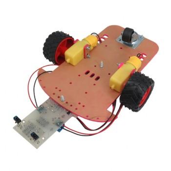 بسته آموزشی رباتیک مسیر یاب کودک خلاق