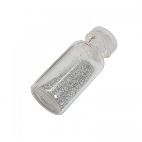 بطری 9 گرمی توپ لحیم کاری 0.35mm