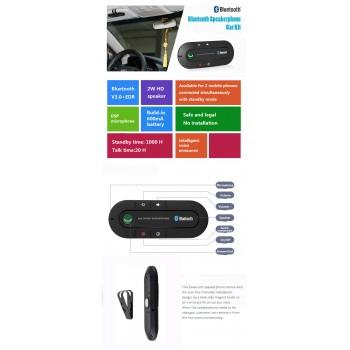 کار کیت قابل حمل مجهز به بلوتوث 4.1 مناسب برای استفاده در خودرو