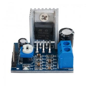 ماژول آمپلی فایر تک کاناله 18 وات TDA2030A