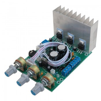 ماژول آمپلی فایر Subwoofer سه کاناله TDA2030A ورژن 2.1