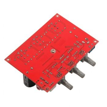 ماژول آمپلی فایر TPA3116D2 دارای دو خروجی استریو 50 وات و یک خروجی ساب ووفر 100 وات