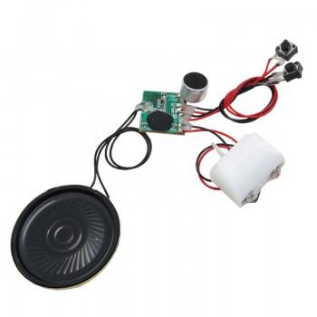 ماژول ضبط صدا 6 ثانیه ای ISD1806 دارای قابلیت باز پخش