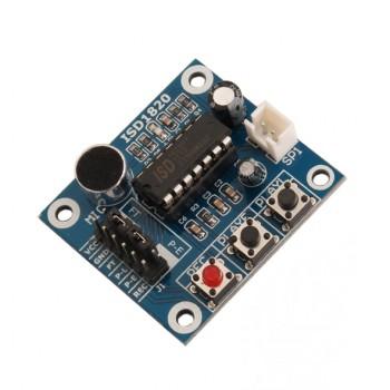 ماژول ضبط صدا ISD1820 دارای قابلیت باز پخش