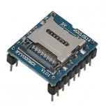ماژول WTV020-SD  جهت بخش فایل های صوتی AD4 / wave