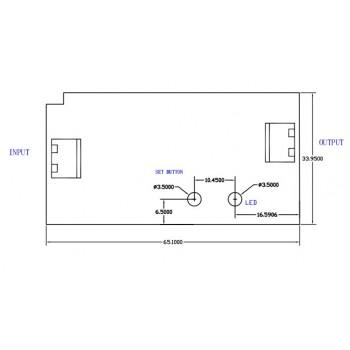 سوئیچ 1 کاناله با قابلیت کنترل وایفای