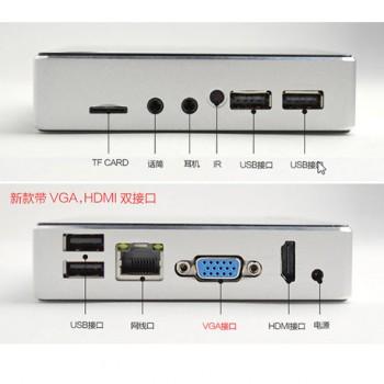 مینی پی سی ویندوزی چهار هسته ای 1.8GHz دارای هارد داریو 16GB