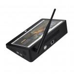 تی وی باکس چهار هسته ای X9S دارای نمایشگر تاچ 8.9 اینچ و قابلیت بوت ویندوز / اندروید