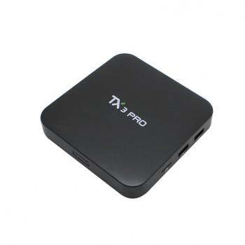 تی وی باکس اندرویدی TX3 PRO 4K دارای پردازنده S905x