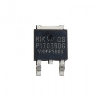 بسته 2 تایی ترانزیستور P1703BDG دارای پکیج TO-252