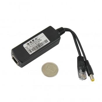 اسپلیتر POE دارای قابلیت اتصال به دوربین ( 2A 5V )