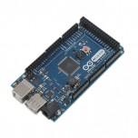 برد آردوینو Mega ADK دارای پردازنده مرکزی ATmega2560