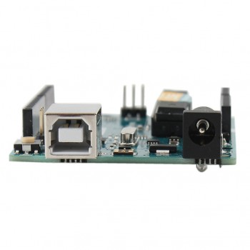 برد آردوینو Uno R3 اورجینال دارای پردازنده مرکزی ATmega328P