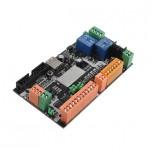 برد کنترلر دستگاه CNC و برش لیزر 3 / 4 محور دارای پورت USB و قابلیت پشتیبانی از نرم افزار USBCNC
