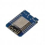ماژول WeMos D1 Mini دارای هسته وایفای ESP8266 و پورت میکرو USB جهت پروگرام
