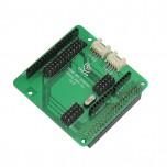 شیلد مبدل رسپبری پای به آردوینو Itead دارای قابلیت اتصال تمامی شیلدهای آردوینو