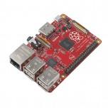 برد رسپبری پای ( رزبری پای ) بی پلاس  انگلیسی  - Element14 Raspberry Pi B+ 512 RAM