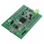 برد توسعه STM32F4-Discovery با قابلیت اتصال اسپیکر. نسخه(STM32F407)