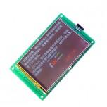 ماژول نمایشگر LCD TFT فول کالر 3.5 اینچ دارای ارتباط سریال ( Usart GPU )