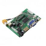 برد درایور LCD با ورودی HDMI / VGA / AV