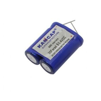 ابر خازن 30 فاراد 5.4 ولت 30F 5.4V Super Farad Capacitor