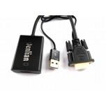 کابل مبدل VGA به HDMI با پشتیبانی از صدا