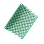 برد سوراخ دار دولایه - PCB سوراخ دار 6 در 8 سانتی متری