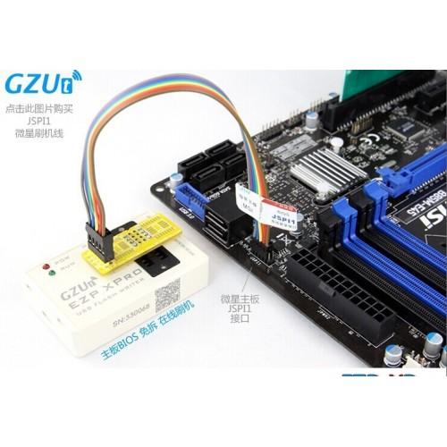 پروگرامر EZP_XPro مناسب برای Motherboard BIOS / SPI FLASH / LCD دارای  ارتباط USB