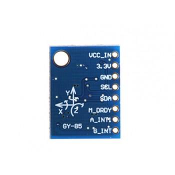 ماژول IMU نه محوره  ITG3205 + ADXL345 + HMC5883L