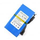 باتری لیتیوم یون 12 ولت 6800mAh همراه با شارژر - مینی Li-ion UPS