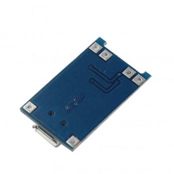 بسته 2 تایی ماژول شارژر میکرو USB باتری های لیتیومی TP4056