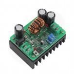 ماژول رگولاتور DC به DC افزاینده 600 وات با قابلیت تنظیم ولتاژ و جریان خروجی