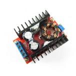 ماژول رگولاتور DC به DC افزاینده 6 آمپر با قابلیت تنظیم ولتاژ خروجی