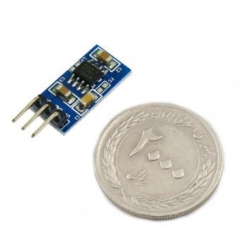 ماژول منفی کننده ولتاژ LM7660 دارای دامنه ورودی 1.5V تا 10V