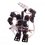 کیت ربات انسان نما دارای پنجه گریپر و 15 درجه آزادی