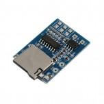 ماژول پخش GPD2846A MP3 دارای حافظه EEPROM با پشتیبانی از TF card / U disk / FM / LineIn