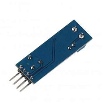 ماژول آمپلی فایر LM386 دارای گین 200 ( قابل تنظیم )