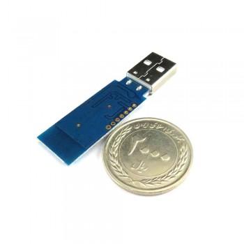 ماژول ترنسیور NRF24L01P   PA   LNA با رابط USB و برد 1000متر