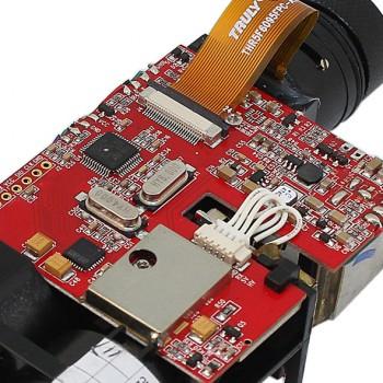 ماژول فاصله سنج لیزری 1500 متر دارای ارتباط سریال