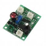 ماژول درایور لیزر قرمز 3.2 ولت با ورودی 12 ولت  AC / DC و TTL Support