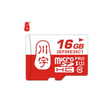کارت حافظه میکرو اس دی 16 گیگابایتی کلاس 10 محصول KAWAU